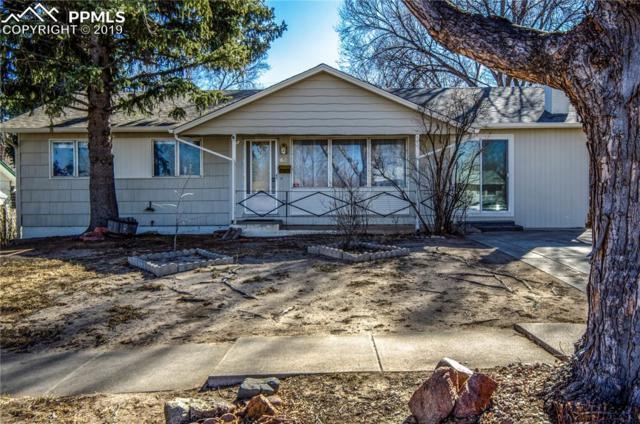 1627 Bates Drive, Colorado Springs, CO 80909 (#4055741) :: The Kibler Group