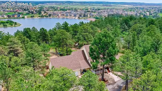 2690 Lake Meadow Drive, Monument, CO 80132 (#4068470) :: The Harling Team @ HomeSmart