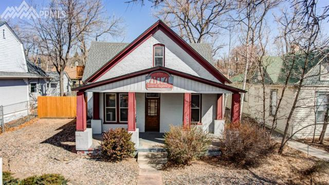 1026 W Colorado Avenue, Colorado Springs, CO 80904 (#4072829) :: Jason Daniels & Associates at RE/MAX Millennium