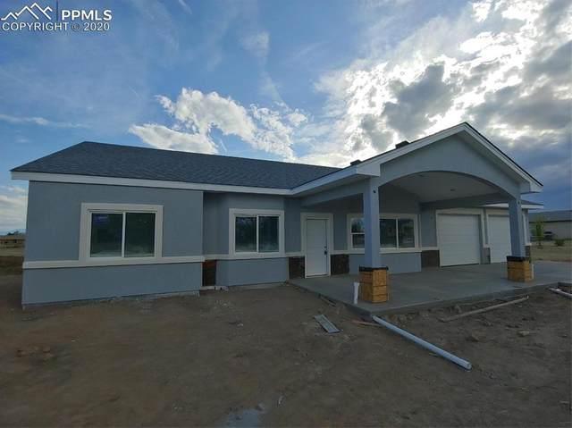 550 E Marigold Drive, Pueblo West, CO 81007 (#4077700) :: 8z Real Estate