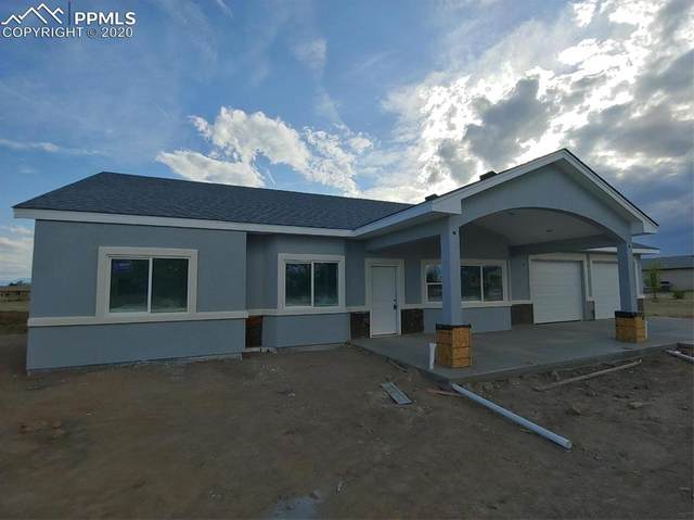 550 E Marigold Drive, Pueblo West, CO 81007 (#4077700) :: The Treasure Davis Team