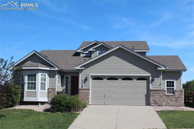 15729 James Gate Place, Monument, CO 80132 (#4113478) :: Tommy Daly Home Team