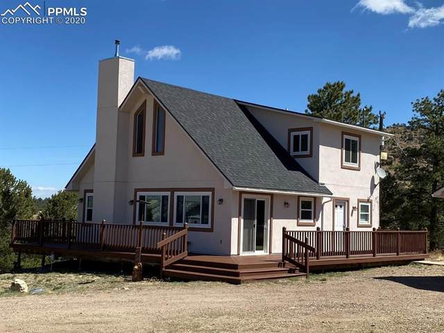 856 County Road 260 Road, Westcliffe, CO 81252 (#4122095) :: The Treasure Davis Team