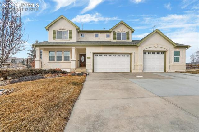 434 Saber Creek Drive, Monument, CO 80132 (#4124289) :: The Kibler Group