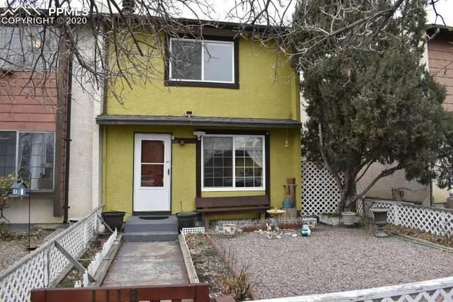1118 Delaware Drive, Colorado Springs, CO 80909 (#4140375) :: The Kibler Group