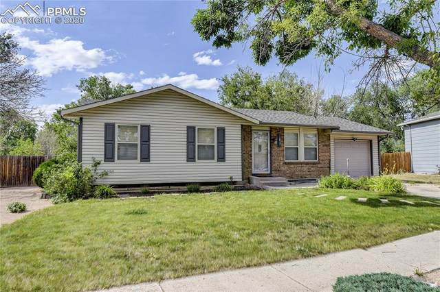 2418 Payne Circle, Colorado Springs, CO 80916 (#4145974) :: Tommy Daly Home Team