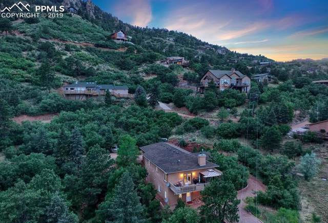 810 Pinon Pine Road, Manitou Springs, CO 80829 (#4149619) :: Action Team Realty