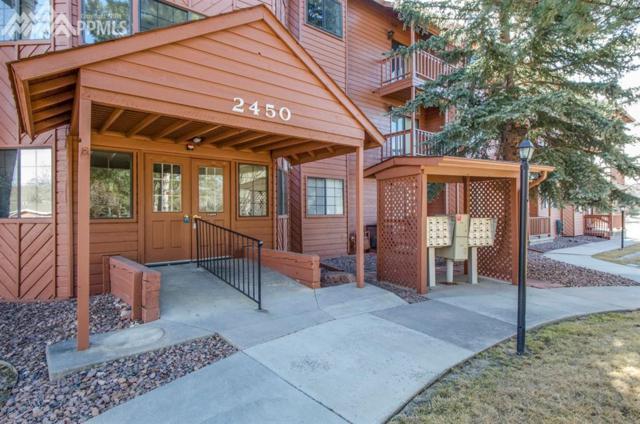 2450 Palmer Park Boulevard #301, Colorado Springs, CO 80909 (#4171909) :: The Cutting Edge, Realtors