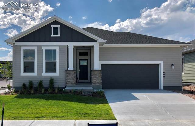 10002 Prima Run Place, Colorado Springs, CO 80924 (#4190835) :: Tommy Daly Home Team