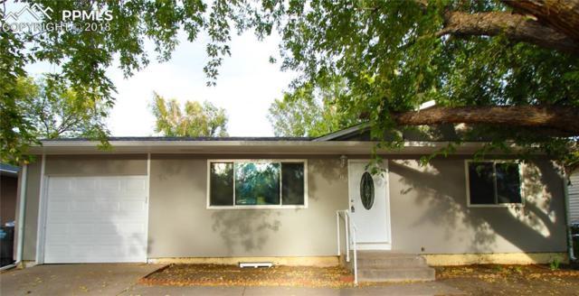 903 Querida Drive, Colorado Springs, CO 80909 (#4195022) :: Jason Daniels & Associates at RE/MAX Millennium