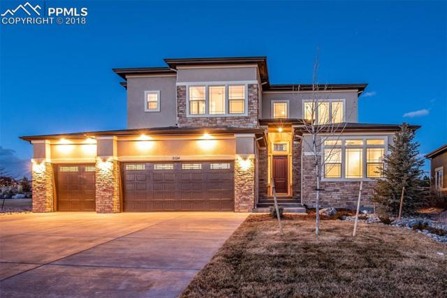 2124 Turnbull Drive, Colorado Springs, CO 80921 (#4209196) :: The Hunstiger Team