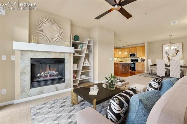 16650 Las Ramblas Lane Q, Parker, CO 80134 (#4215317) :: 8z Real Estate