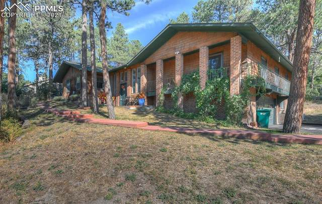 1640 Woodmoor Drive, Monument, CO 80132 (#4223177) :: Action Team Realty