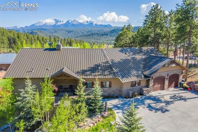 795 Skyline Drive, Woodland Park, CO 80863 (#4230843) :: Compass Colorado Realty