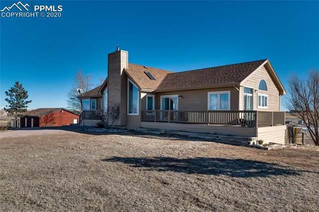 3336 Badger Lane, Elbert, CO 80106 (#4241882) :: Fisk Team, RE/MAX Properties, Inc.
