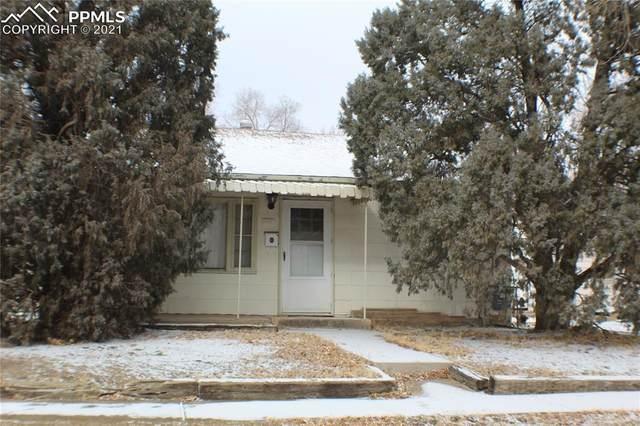 205 W 21st Street, Pueblo, CO 81003 (#4242999) :: The Harling Team @ HomeSmart
