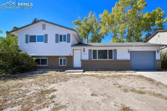 1450 Peterson Road, Colorado Springs, CO 80915 (#4253887) :: Venterra Real Estate LLC