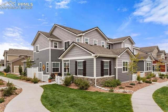 8866 Annie Bell Grove, Colorado Springs, CO 80924 (#4255006) :: Tommy Daly Home Team