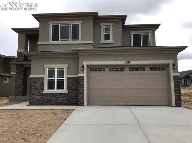 1038 Kelso Place, Colorado Springs, CO 80921 (#4262992) :: Action Team Realty