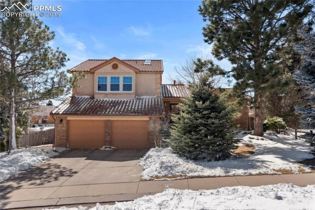 3875 Teakwood Place, Colorado Springs, CO 80918 (#4301922) :: The Treasure Davis Team