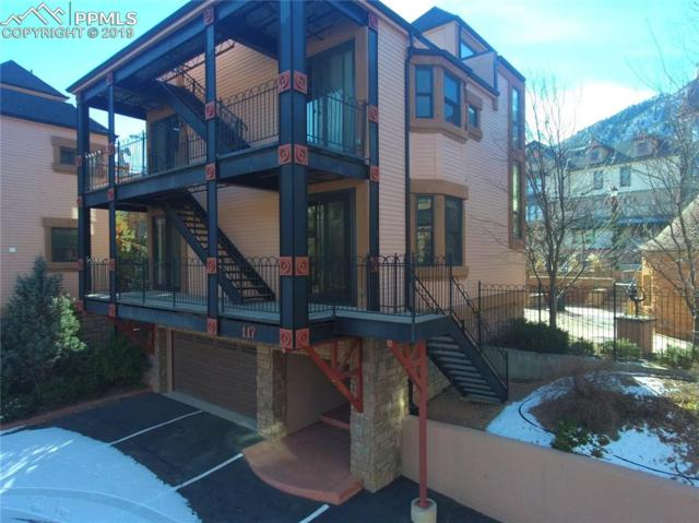 117 Canon Avenue, Manitou Springs, CO 80829 (#4319352) :: The Peak Properties Group