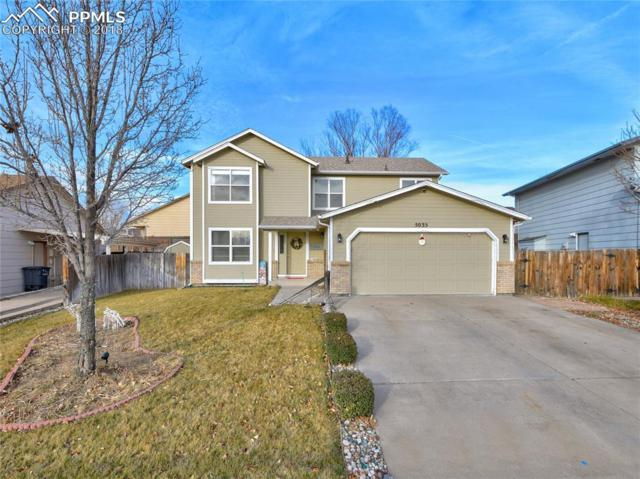 5035 Wainwright Drive, Colorado Springs, CO 80911 (#4322610) :: The Kibler Group