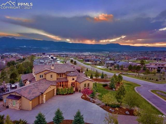 1545 Vine Cliff Heights, Colorado Springs, CO 80921 (#4328317) :: Action Team Realty