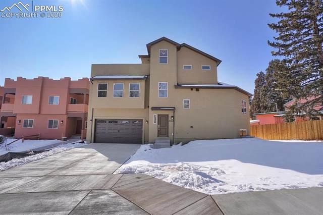 3343 W Kiowa Street, Colorado Springs, CO 80904 (#4340307) :: The Peak Properties Group