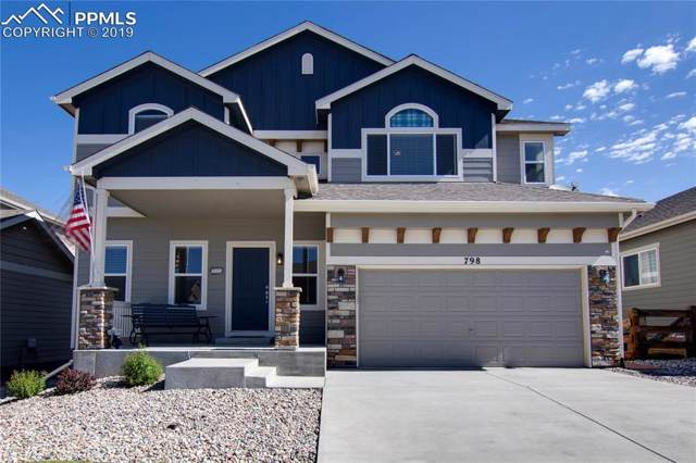 798 Gold Canyon Road, Monument, CO 80132 (#4354169) :: The Daniels Team