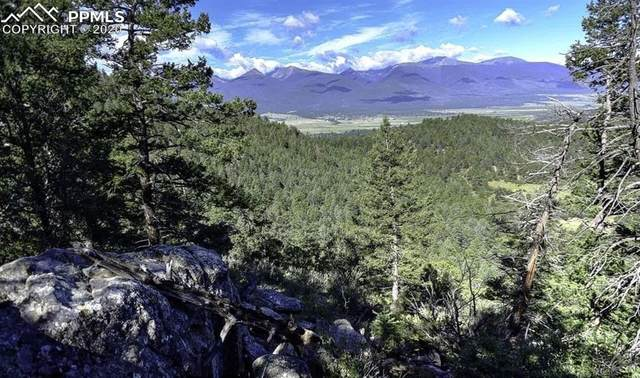 TBD Lot 39 Pheasant Loop, Westcliffe, CO 81252 (#4359732) :: The Treasure Davis Team