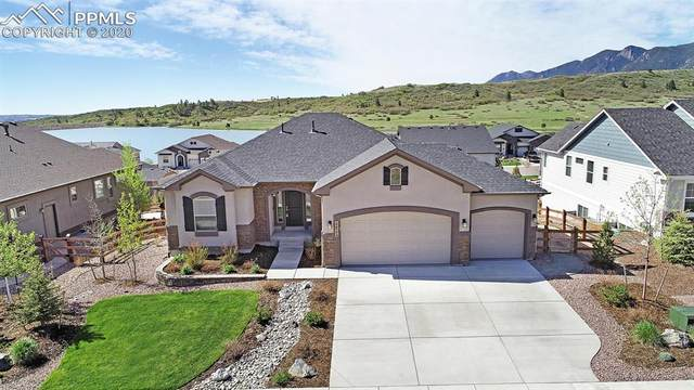 2973 Lakefront Drive, Monument, CO 80132 (#4379962) :: The Daniels Team