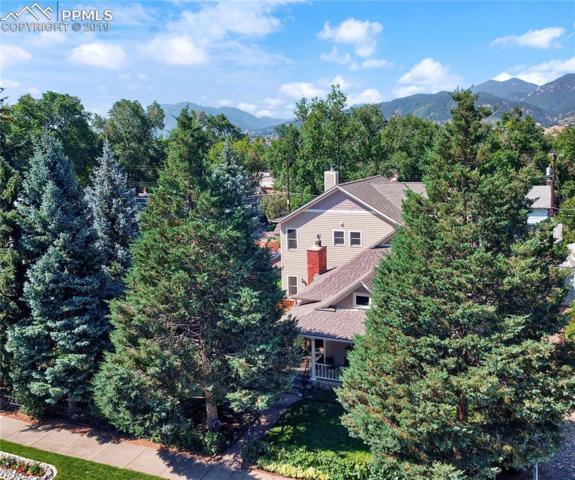 2327 W Kiowa Street, Colorado Springs, CO 80904 (#4394670) :: Jason Daniels & Associates at RE/MAX Millennium