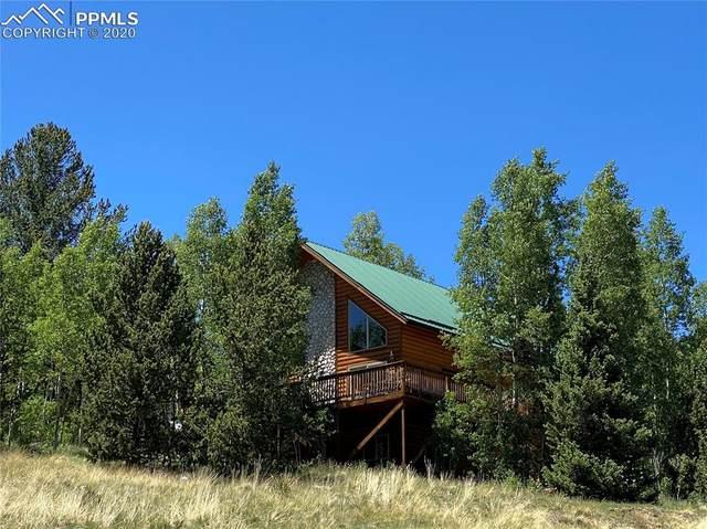 11989 S Highway 67 Highway, Cripple Creek, CO 80813 (#4422410) :: 8z Real Estate