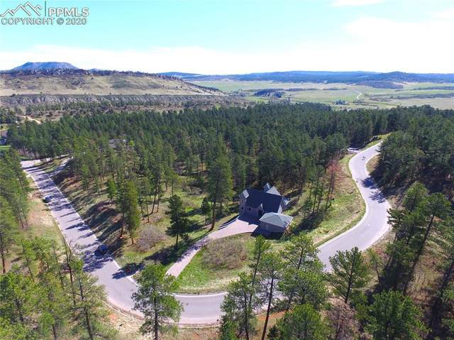 8000 Inca Road, Larkspur, CO 80118 (#4426661) :: Action Team Realty