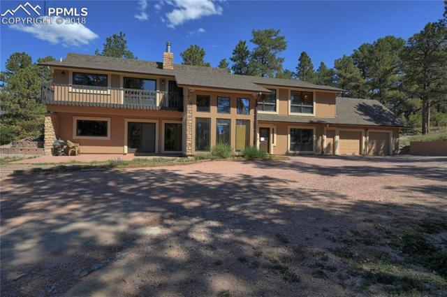 12175 Howells Road, Colorado Springs, CO 80908 (#4430448) :: The Treasure Davis Team