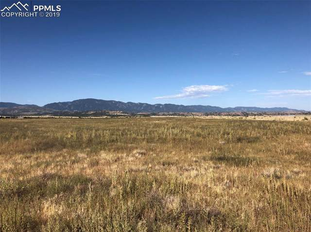 0 Siloam Road, Pueblo, CO 81005 (#4430929) :: Finch & Gable Real Estate Co.