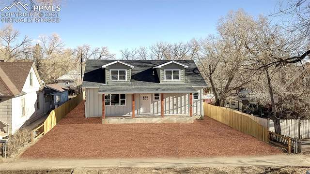 2110 W Pikes Peak Avenue, Colorado Springs, CO 80904 (#4449668) :: The Harling Team @ HomeSmart