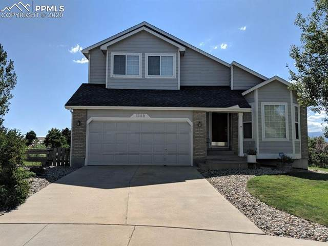 1289 Mount Estes Drive, Colorado Springs, CO 80921 (#4458760) :: Fisk Team, RE/MAX Properties, Inc.