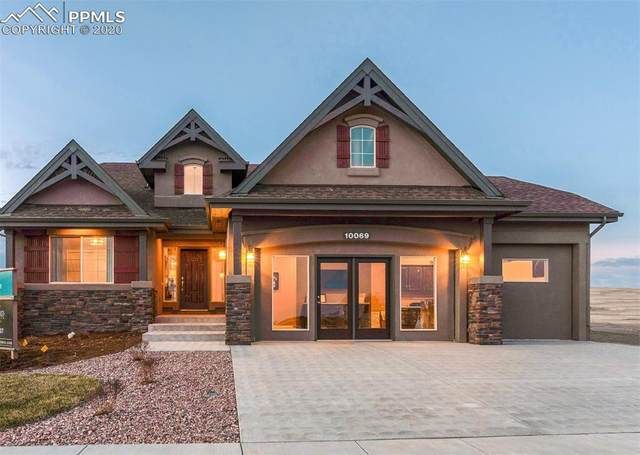 10069 Thrive Lane, Colorado Springs, CO 80924 (#4466463) :: Action Team Realty