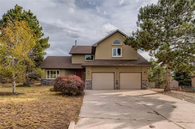 445 Rangely Drive, Colorado Springs, CO 80921 (#4467713) :: The Daniels Team