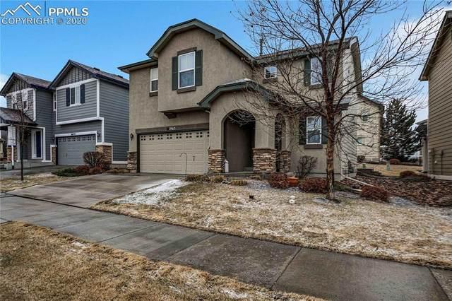 1963 Wildwood Pass Drive, Colorado Springs, CO 80921 (#4471023) :: Venterra Real Estate LLC