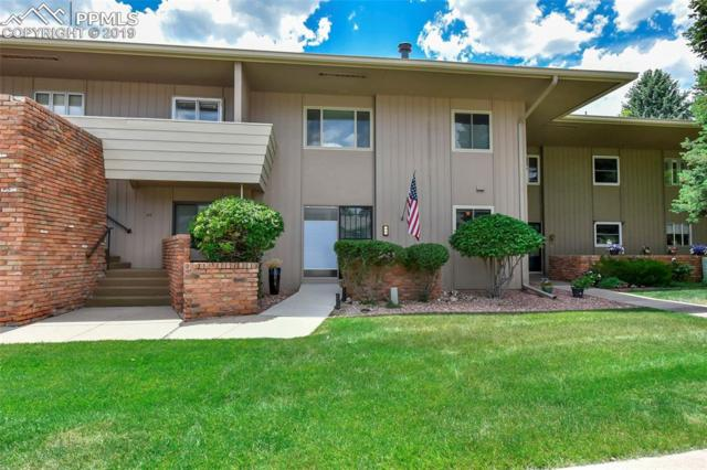 5204 Kissing Camels Drive #5, Colorado Springs, CO 80904 (#4509623) :: The Treasure Davis Team