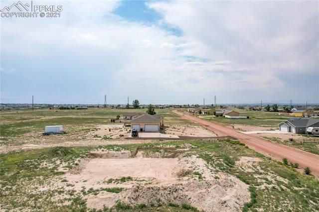 1156 E Ivanhoe Drive, Pueblo West, CO 81007 (#4516225) :: Fisk Team, eXp Realty