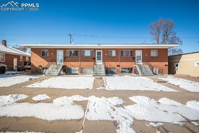 1911 E Evans Avenue, Pueblo, CO 81004 (#4542752) :: The Kibler Group