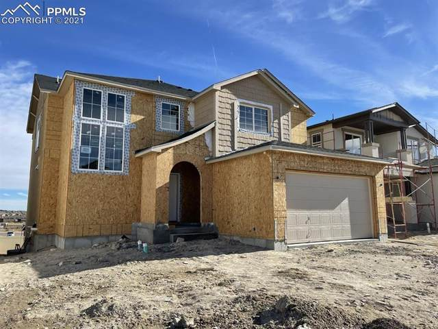 6698 Cumbre Vista Way, Colorado Springs, CO 80924 (#4543638) :: Finch & Gable Real Estate Co.