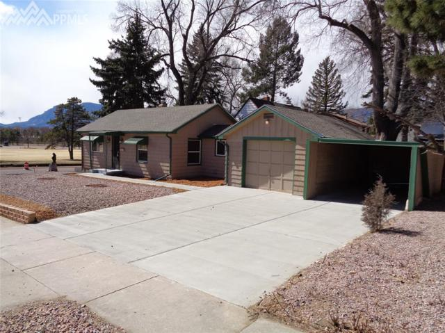 4 N Logan Avenue, Colorado Springs, CO 80909 (#4555499) :: RE/MAX Advantage