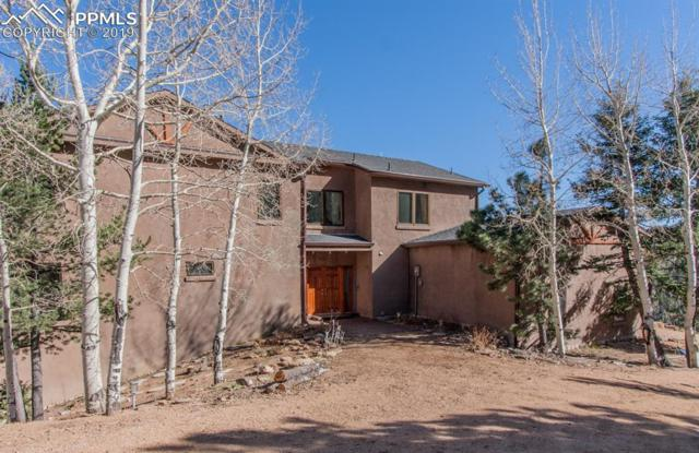 1417 Forest Road, Manitou Springs, CO 80829 (#4557562) :: Action Team Realty