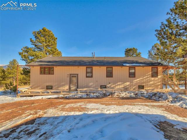 1054 High Chateau Road, Florissant, CO 80816 (#4562194) :: Action Team Realty
