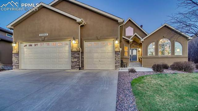 12861 Serenity Park Drive, Colorado Springs, CO 80921 (#4573306) :: The Daniels Team