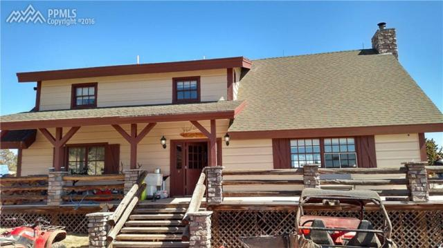 1363 Paris Creek Road, Guffey, CO 80820 (#4601698) :: Venterra Real Estate LLC